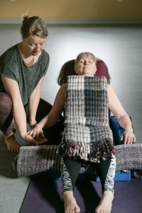 Restorative Yoga Workshop Pic